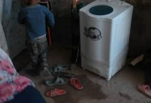 Photo of Providing Washing Machine for the covered household